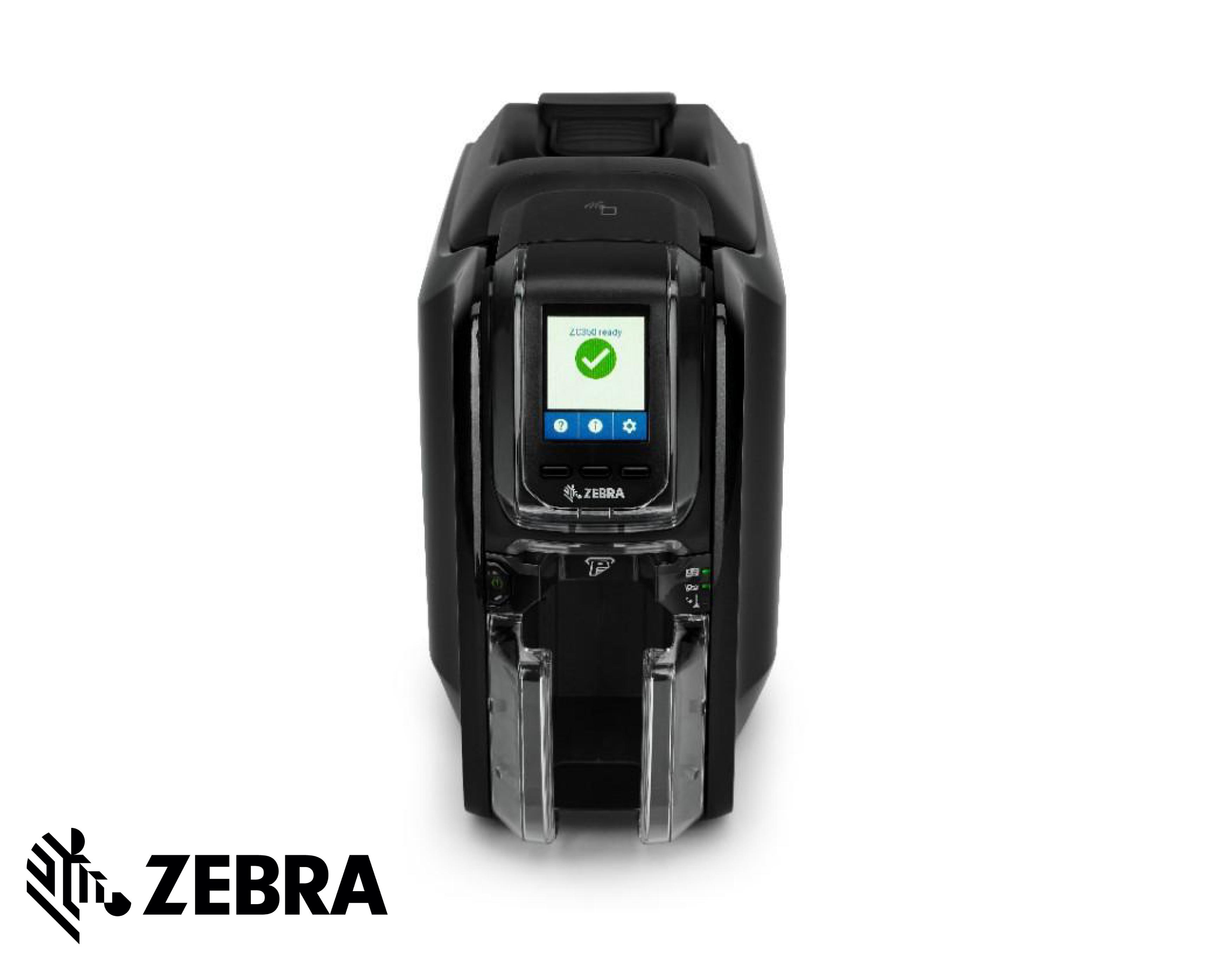 Zebra ZC350 Card Printer